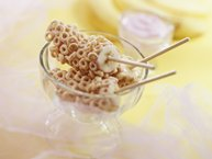 Cheerios® Frozen Bananas