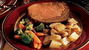 Seasoned Oven Potatoes