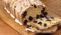 Blueberry Breakfast Cereal  Bread