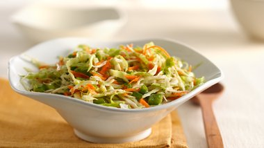 Sweet and-Sour Coleslaw