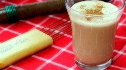 Coquito with Dulce de Leche