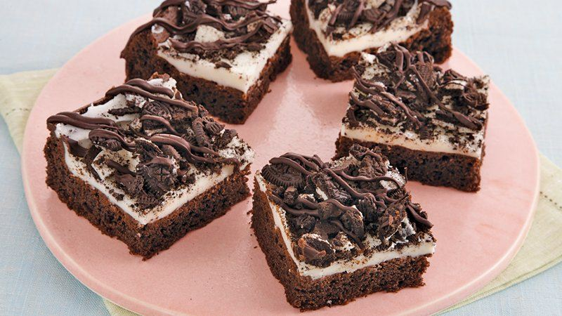 how to make brownies from white cake mix