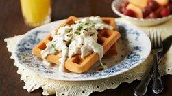 Party Waffles Royal