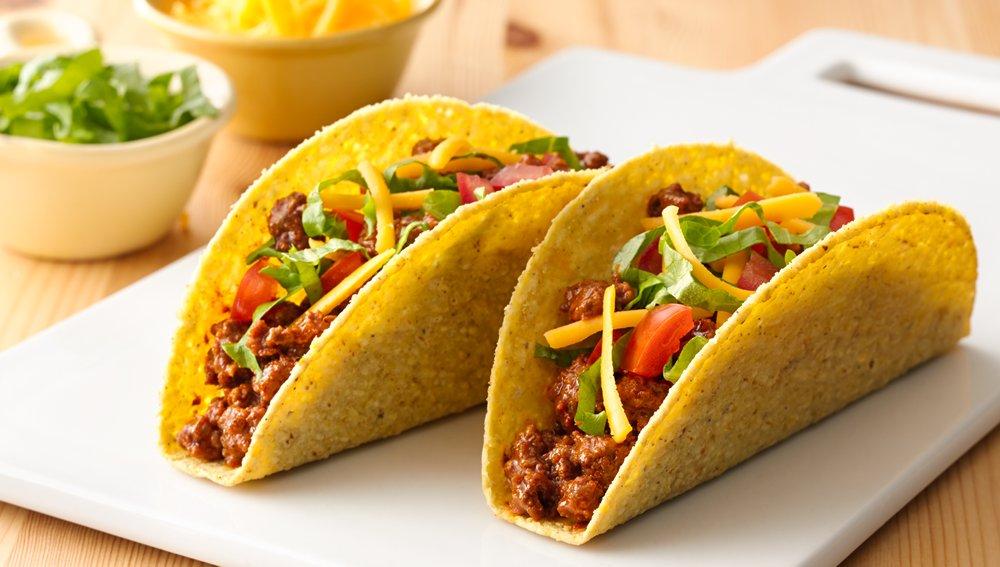 Veggie Beef Tacos