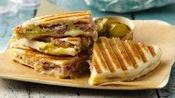 Pressed Cuban Sandwiches