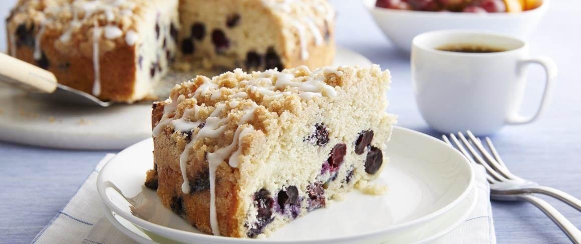 Bisquick Baking Mix Blueberry Coffee Cake Recipe
