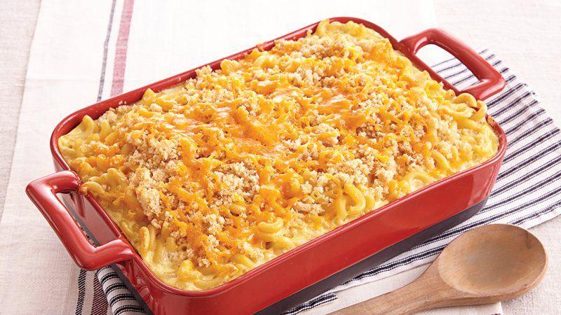 Custard-Style Mac and Cheese