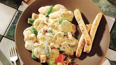 Turkey Parmesan Potatoes