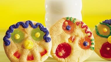 Crazy Cookie Creatures