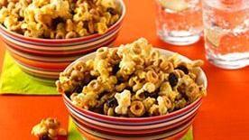 Cheerios Cinnamon-Popcorn Snack