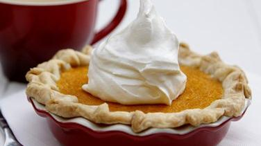 Mini Pumpkin Mascarpone Pies