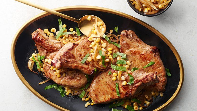 how to cook pork steak with butter