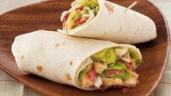 Cobb Salad Wraps