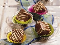 Chocolate-Covered Peanut Butter Candies