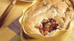 Roast Beef Pot Pie
