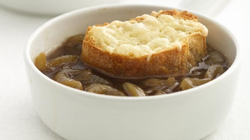 Healthified French Onion Soup