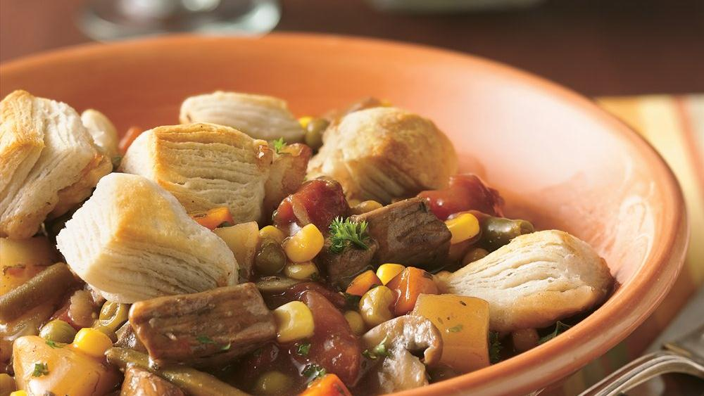 Beef Stew Casserole