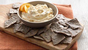 Creamy Cheesecake Dip