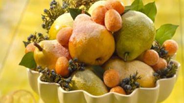 Frosty Fruit Bowl