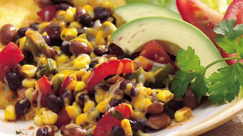 Southwestern Bean Skillet