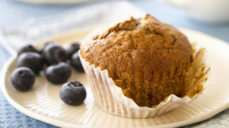 Fiber One™ Applesauce Muffins