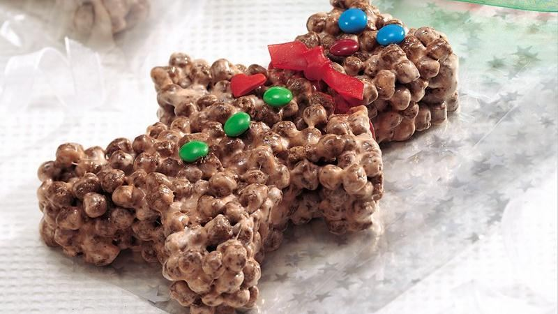 Holiday Cereal Bears