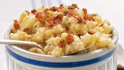 Apple Turnip Mashed Potatoes