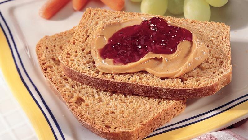 No-Knead Oatmeal-Molasses Bread