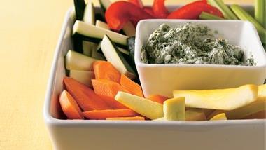 Super Italian Spinach Dip