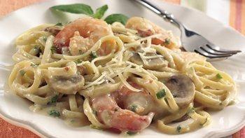 Creamy Seafood Pasta