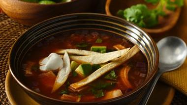 Easy Tortilla Soup