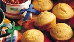 Big-Batch Corn Muffins