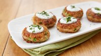 Easy Indian Spiced Mashed Potato Cakes