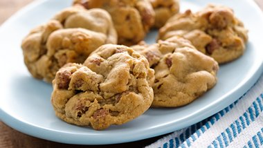 Peanut Butter Pufferdoodle Cookies