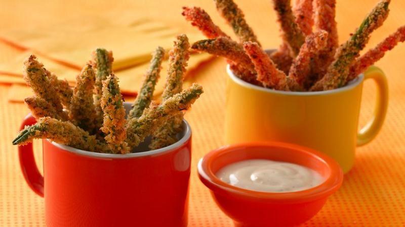 Garden Veggie Fries