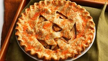 Ginger-Pear Pie