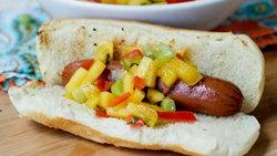 Peach and Pepper Relish