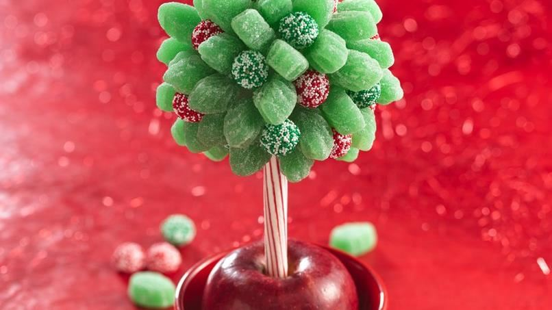 Miniature Candy Topiary