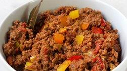 Slow-Cooker Beef Picadillo
