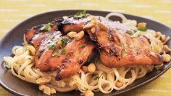 Thai-Marinated Chicken Thighs