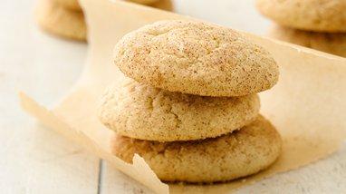Gluten-Free Snickerdoodles