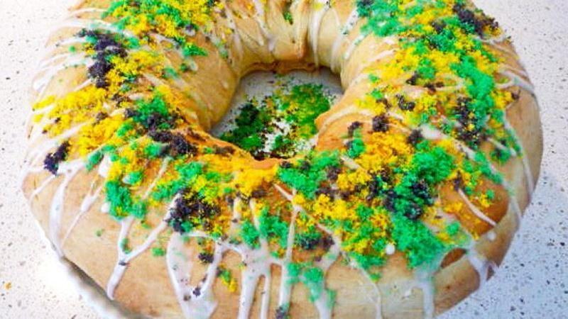 Classic King's Cake