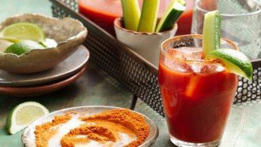 Tex Mex Bloody Marys