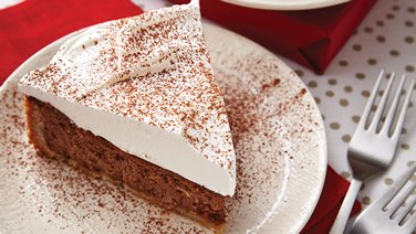 Spiced Chocolate Cheesecake