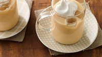 Creamy Coffee Drinkable Yogurt