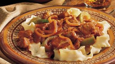 Slow-Cooker Hungarian Goulash