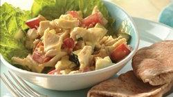 Chicken Salad Pita Sandwiches
