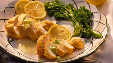 Gluten-Free Lemon Chicken