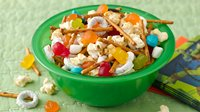 Turtle Power Snack Mix