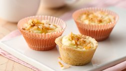 Orange Cream Cookie Cups